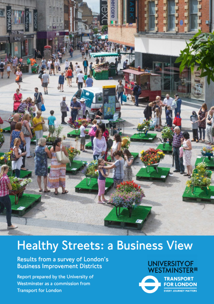 HealthyStreetsBussiness